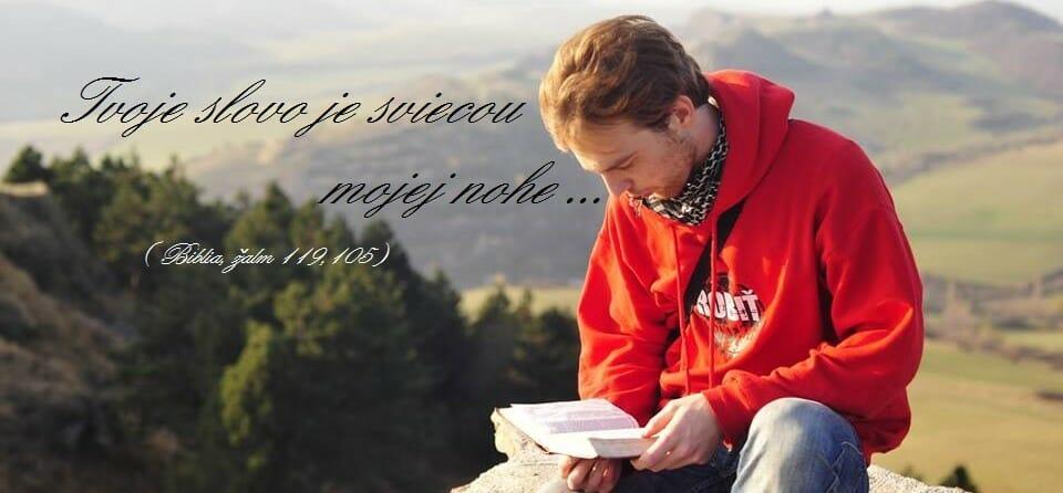 Martin – Moja skúsenosť, prečo a ako som sa obrátil k Bohu